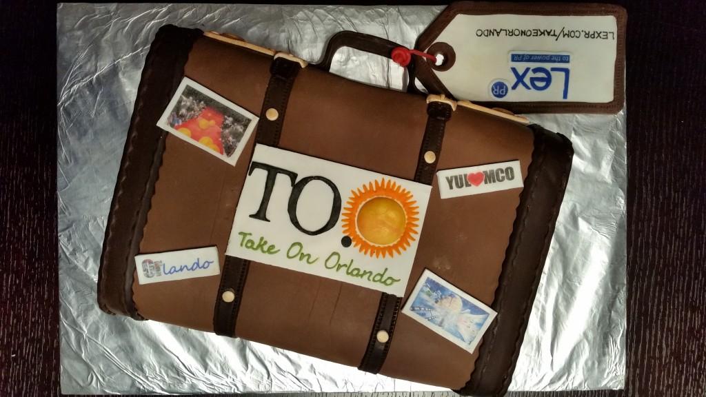 Take On Orlando Cake